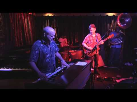 John Medeski's Mad Skillet 4/25/16 - Set 2 - New Orleans, LA @ Little Gem Saloon's Ramp Room