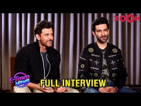 Hrithik Roshan and Nandish Sandhu on their film Super 30 | Full Interview | Exclusive