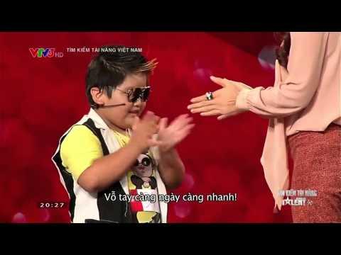 Vietnam's Got Talent 2014: Psy nhí làm ảo thuật (09/11/2014)