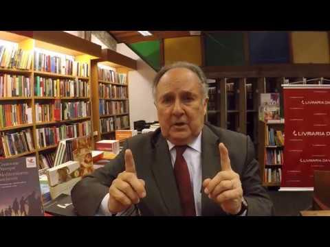 """Senador Cristovam Buarque lança livro e fala sobre """"os muros que excluem pobres e aprisionam ricos"""" no #ProgramaDiferente"""