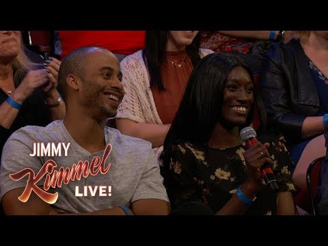 Behind the Scenes with Jimmy Kimmel and Audienc...