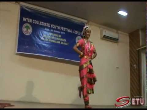 CLASSICAL DANCE | YOUTH FESTIVAL 2012-13
