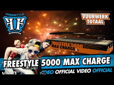 Freestyle - 5000 Max Charge Box