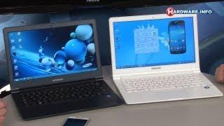 Samsung Ativ Book 9 Lite Notebook Review - Hardware.Info TV (Dutch)