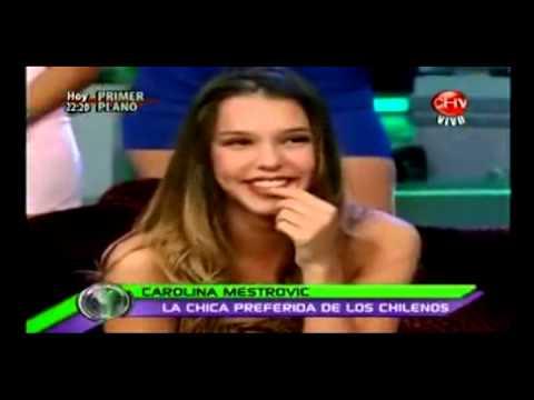 Carolina Mestrovic pide mostrar sus pies en Yingo