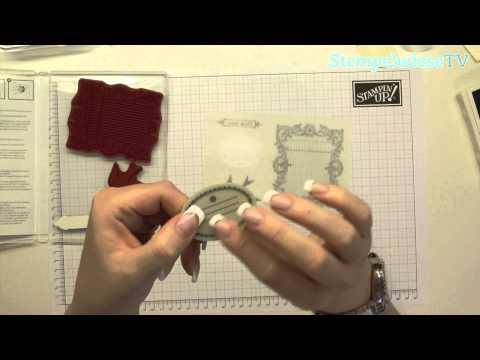 Video Tutorial - Stempel montieren und stempeln
