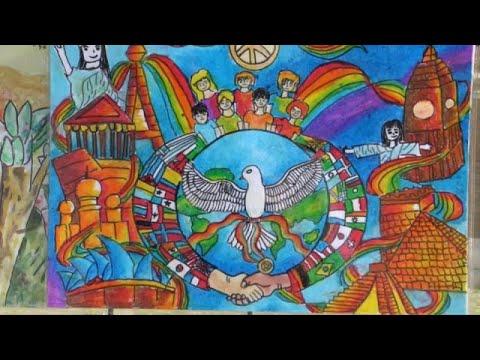 Εκδηλώσεις για την Πακγόσμια Ημέρα Ειρήνης