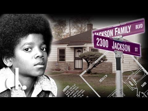 Inside Michael Jackson's Childhood Home | the detail.