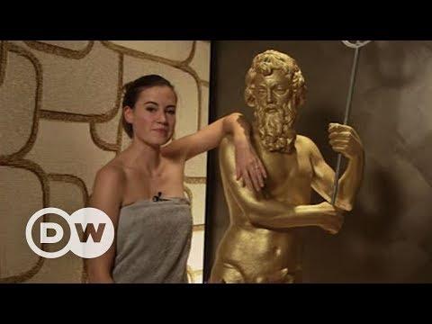Almanya'nın çıplak sauna kültürü / Meet the Germans - DW Türkçe