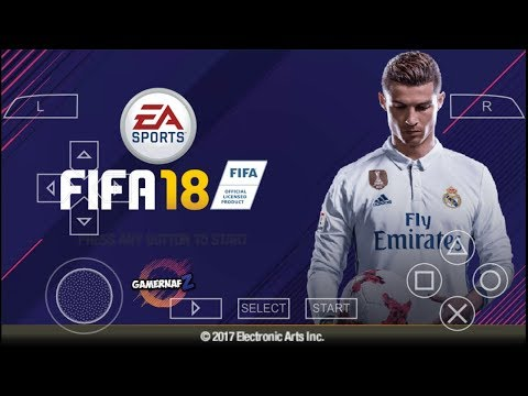 FIFA 18 PER ANDROID DOWNLOAD PPSSPP