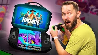 Video 10 Gaming Gadgets That Will Let You Play FORTNITE ANYWHERE! MP3, 3GP, MP4, WEBM, AVI, FLV Maret 2019