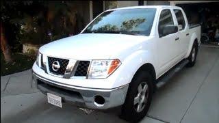 9. Nissan Frontier Crew Cab In Depth Review