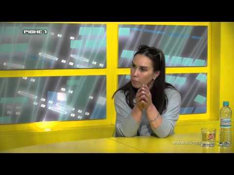 На часі: Гість програми - Стелла Захарова, олімпійська чемпіонка, заслужений майстер спорту
