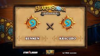 RENMEN vs KRACUBO, game 1