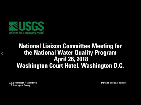 National Liaison Committee Meeting: Harmful Algal Blooms (HABs)