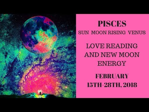 PISCES*LOVE MESSAGES*FEBRUARY 2018*