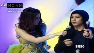 Video Ariel NOAH Check Sound at Miss Indonesia MP3, 3GP, MP4, WEBM, AVI, FLV Februari 2018