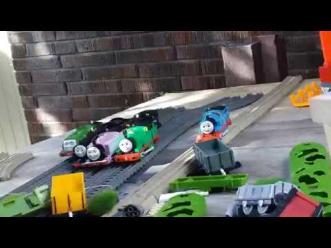 T&F Crash Remakes Episode 8 (CALLING ALL ENGINES!)