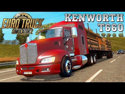 Kenworth T660 Amv.Thomas
