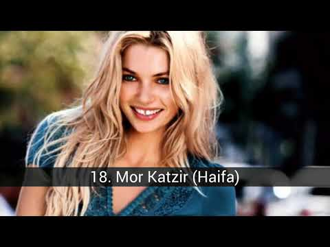 De Vrouwen mooiste van ISRAËL (видео)