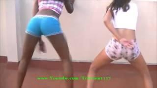Chicas Bailando Sexys Bailando Dembow (2014)