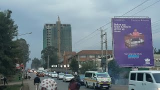 Eldoret Kenya  city pictures gallery : TALLEST BUILDING IN ELDORET