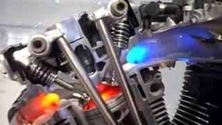 5. VN2000 Engine Kawasaki エンジン
