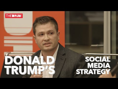 Takeaways from The Drum's fireside chat with Donald Trump's director of social media, Justin McConney video