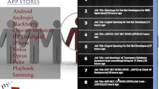 Jobs Aggregrator YouTube video