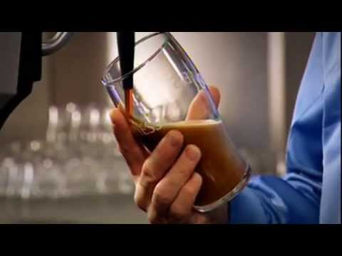 How To Pour A Perfect Guiness