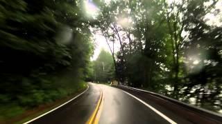 9. Riding My Kawasaki Vulcan 1700 Voyager - Along the Susquehanna River Between PA and NY