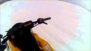 3. Ski Doo mxz renegade x 600 H.O. Sdi