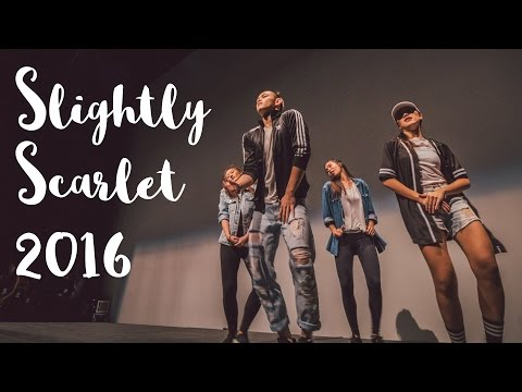 3.1 | Slightly Scarlet 2016