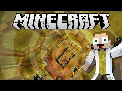 [GEJMR] Minecraft - Dropper - jak před koncem předběhnout MenTa