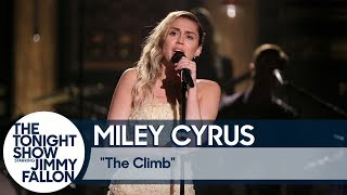 Download Youtube: Miley Cyrus Closes The Tonight Show with