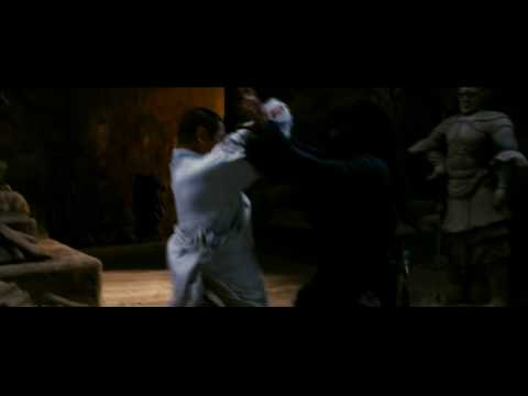 The Forbidden Kingdom (Clip 1 - 'Showdown')