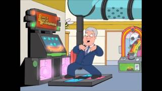 Bill Clinton sings Barbie Girl   Family Guy