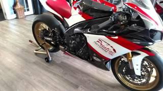9. 2009 Yamaha R1 trackbike