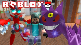 MEGA GENGAR + MEGA SCIZOR + 5 SHINY EVOLUTIONS!!!! | Pokémon Brick Bronze [#42] | ROBLOX