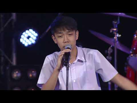 Hotwave Music Awards 2018 เพลง คุกเข่า - วง HTML