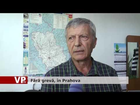 Fără grevă, în Prahova
