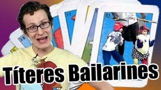 Títeres Bailarines - IgualATres