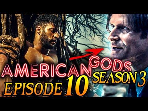 American Gods Season 3 Episode 10 Ending Explained! Season Finale Breakdown