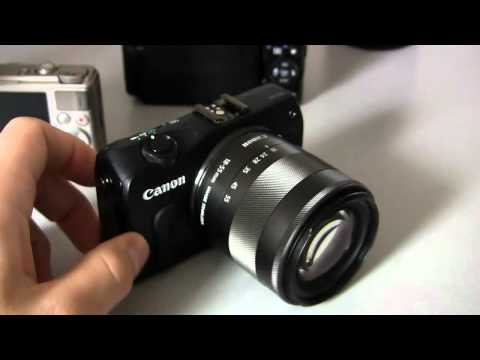 New Canon EOS M To Feature 24mp Sensor and Integrated Viewfinder?