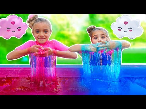 LAS RATITAS PRETEND PLAY WITH SLIME And WIZIES!!!