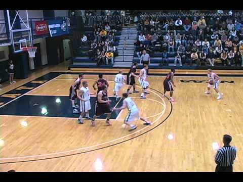 Men's basketball vs. Susquehanna highlight reel