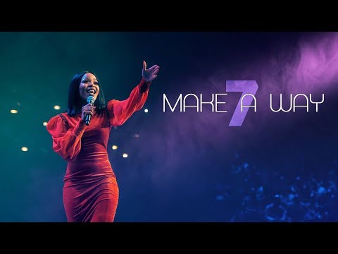 Make A Way Gospel - Spirit Of Praise 7 Ft. Mmatema