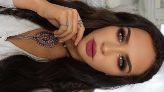 BOHO CHIC Makeup & Hair Tutorial | Carli Bybel by Carli Bybel