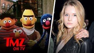 Model Lottie Weighs In On Viral Sesame Street Questions   TMZ TV