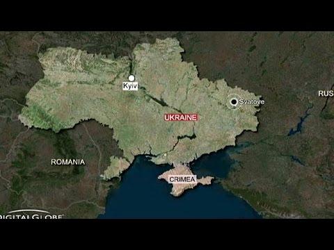 Έκρηξη σε αποθήκη πυρομαχικών στην ανατολική Ουκρανία